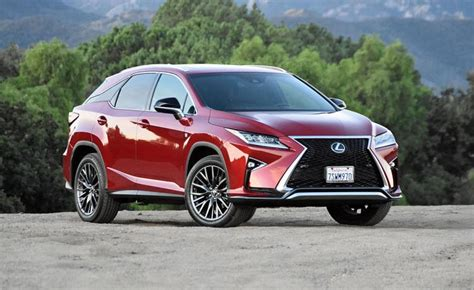 Lexus Rx 350 Type by The Spousal Report 2018 Lexus Rx 350 F Sport Review Ny