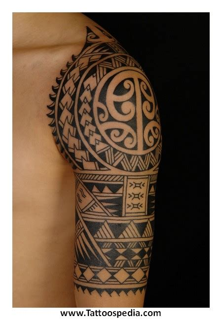 Celtic Quarter Sleeve Tattoo Designs | celtic tattoos half sleeve 2
