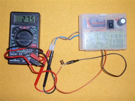inductance measurement of coil simple inductance meter