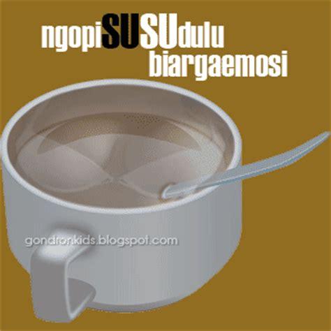 dp bbm kopi gambar kata kopi kumpulan animasi dp bbm bergerak