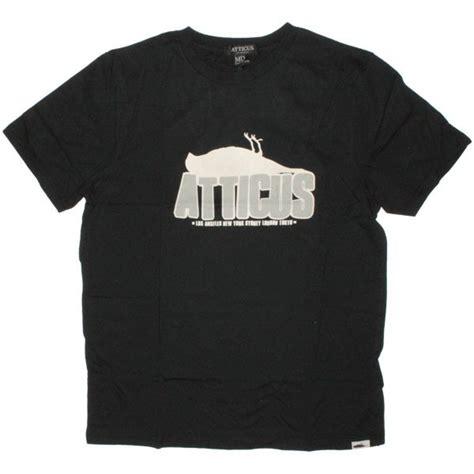 Atticus Clothing Black Shirt black waring t shirt atticus black waring on