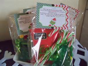 Grinch Favors by Clare S Contemplations Great Grinch