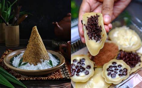 kuliner pasar khas indonesia  punya rasa nikmat