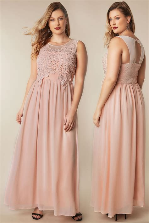 Does A Temporary Restraining Order Show Up On A Background Check Ax Curve Pink Maxi Dress With Mesh Neckline Crochet Detail Plus Size 16 To 26