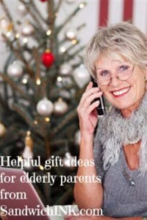 helpful christmas gift ideas for elderly parents