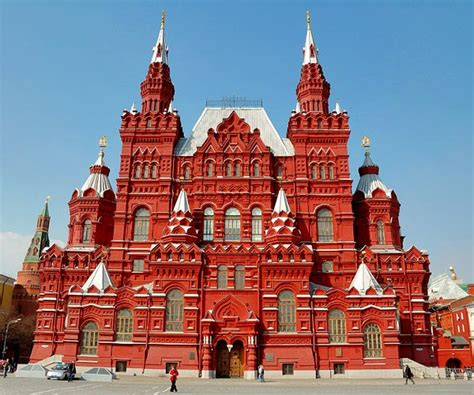 moscow red square red square russia