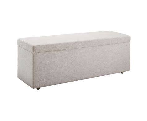 Just Ottomans Napoli Upholstered Ottoman Just Ottomans