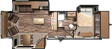 25 Ft Travel Trailer With Slide Floor Plans 2016 Mesa Ridge Specifications By Highland Ridge Rv