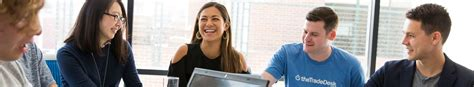 Service Desk Analyst Salary Canada by The Trade Desk Trading Analyst Reviews Glassdoor Ca