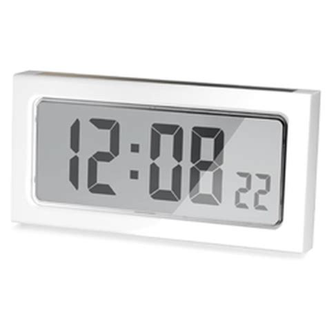 horloge digitale murale a pile horloge murale 233 lectronique solaire personnalisable 00001v0052882 prix 34 10 eur ht