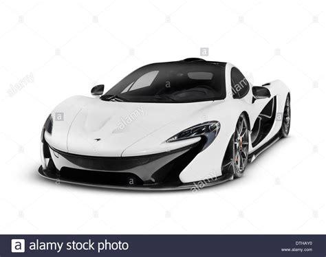 mclaren hybrid supercar white 2014 mclaren p1 in hybrid supercar isolated