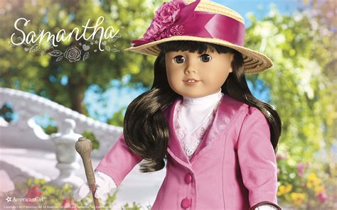 samantha parkington 1904 beforever play at american girl
