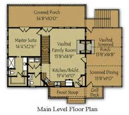 Small Mountain Cabin Floor Plans by Small Mountain Cabin Plan By Max Fulbright Designs