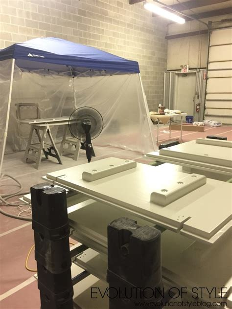 spray booth design diy how to build a spray booth evolution of style