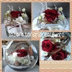 fiori stabilizzati come fare composizioni con stabilizzate rosse