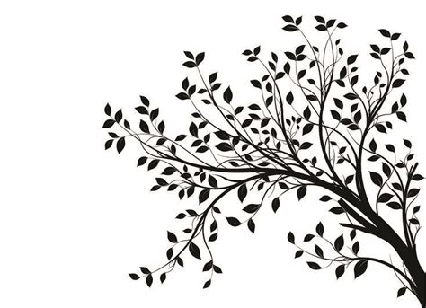 Y Branch Rucika D 4 tree branches silhouette png www pixshark images galleries with a bite