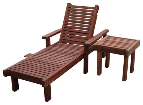 rustic outdoor chaise lounge sun lounger single deck 1 30x24x72 with wheels