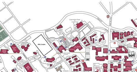 texas state university map of cus directions department of physics texas state university
