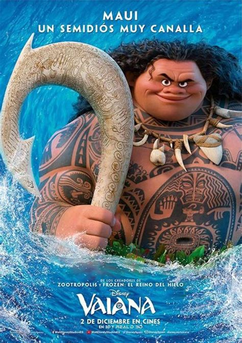 moana film blog moana 2016 poster 1 trailer addict