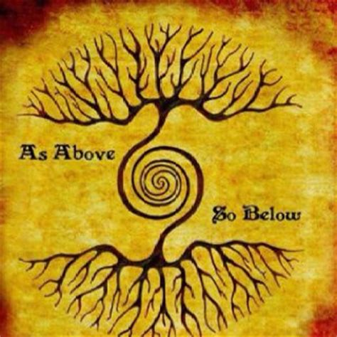 as above so below tree tattoos and tattoo ideas on pinterest