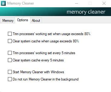 ram cleaner for windows 24 best free ram cleaner for windows