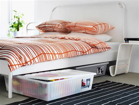 under bed organization labelling tips for your bedroom storage