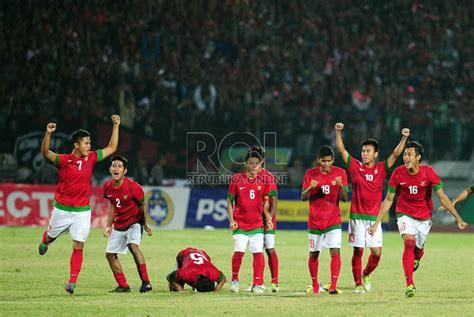 pemain indonesia timnas u 19 ukir sejarah sukses raih gelar juara