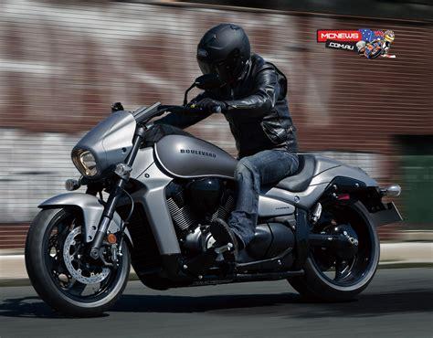 Suzuki Boulevard Suzuki Boulevard M109r Black Edition Mcnews Au