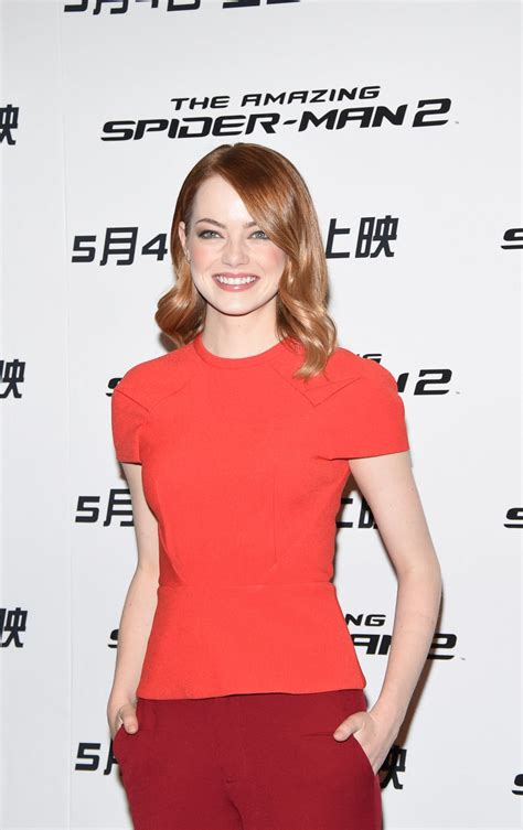 emma stone urban dictionary emma stone in china amazing spider man 2 photocall in