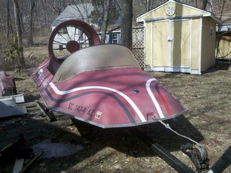 homebuilt hovercraft