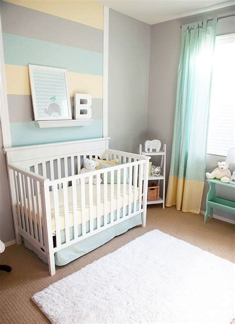 Kids Bedroom Decorating Ideas For Boys 34 gender neutral nursery design ideas that excite digsdigs