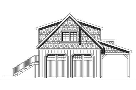 craftsman house plans  car garage wloft