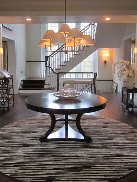 entry table ideas pictures remodel  decor