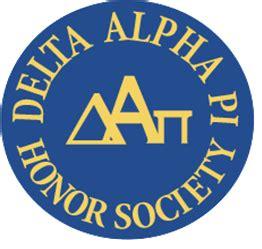 Epsilon Delta Alph Pi International Honor Society For Mba by Home Delta Alpha Pi International Honor Society