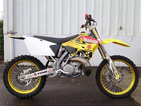 Ricky Carmichael Suzuki Suzuki Rm250 Motorcycles For Sale