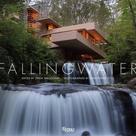 frank lloyd wright falling water biography fallingwater by lynda waggoner hardcover barnes noble 174