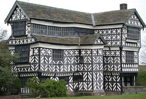 reinventing the past housing styles of tudor ville and little moreton hall wikipedia