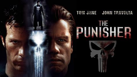 marvel film john travolta the punisher 2004 thomas jane john travolta samantha