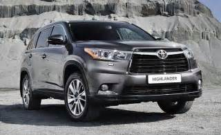 Where Is The Toyota Highlander Made 2017 Toyota Highlander Hybrid Refresh Review Best Cars