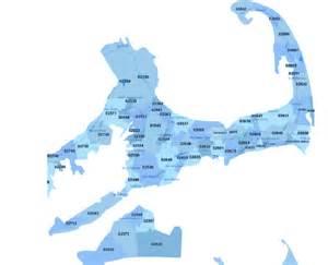 cape cod zip codes - Area Code Cape Cod