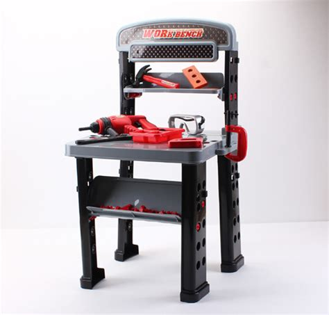 craftsman kids tool bench workshop craftsman workbench sounds toy pretend play set