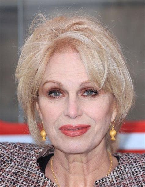 joanna lumley most recent hair style 1181 best old women their beauty images on pinterest