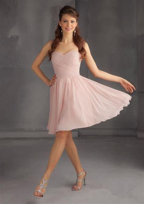blush colored dresses popular blush colored bridesmaid dresses buy cheap blush