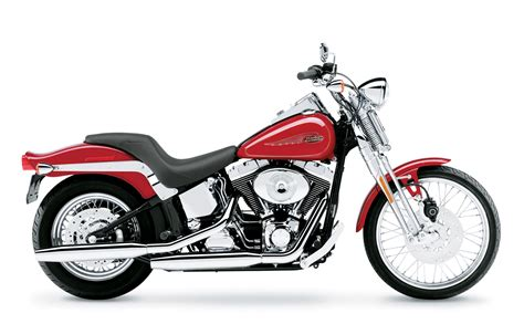 2004 Harley Davidson by 2004 Harley Davidson Fxsts I Springer Softail