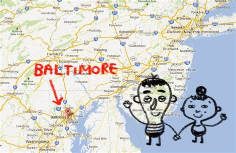baltimore maryland usa will be our home