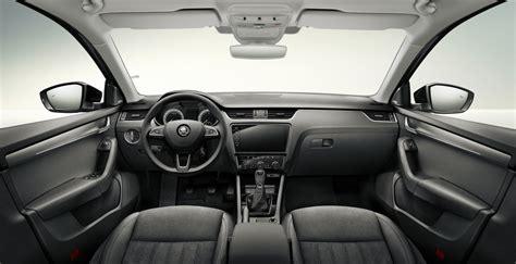 Upholstery Dashboard by 2017 Skoda Octavia Facelift Interior Dashboard Indian
