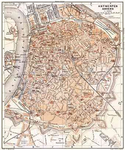 antwerp world map historical map prints of antwerp antwerpen anvers in