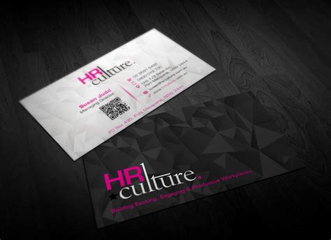 hr business cards templates sle hr business cards image collections card design