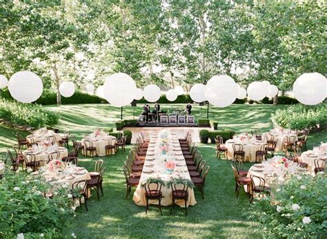 backyard wedding layout 30 wedding reception layout ideas page 2 hi miss puff