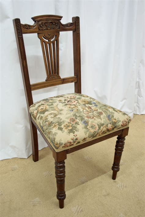 Antique Dining Chairs For Sale Six 19th Century Walnut Dining Chairs For Sale Antiques Classifieds